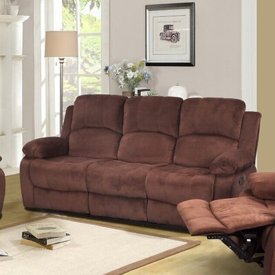 Beverly Fine Furniture Denver Reclining Sofa