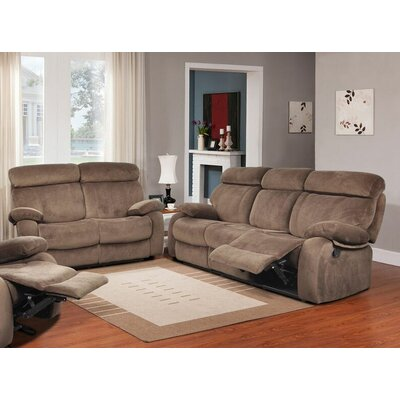 Beverly Fine Furniture Walden 2 Piece Living Room Set