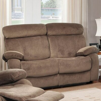 Beverly Fine Furniture Walden Reclining Loveseat