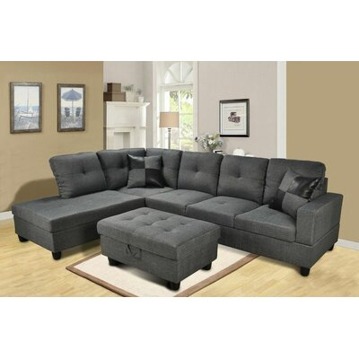 Beverly Fine Furniture Benjamin Sectional