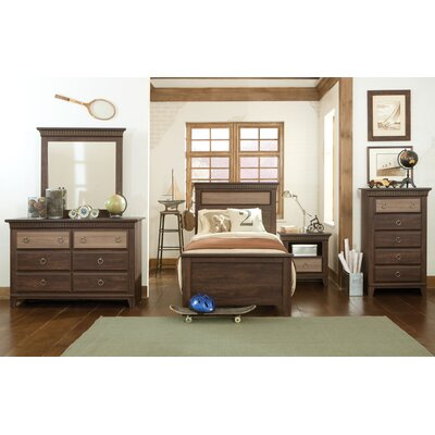 Standard Furniture Weatherly Panel Customizable ..