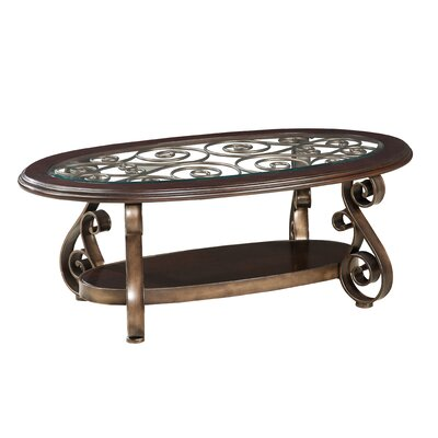 August Grove Bradley Coffee Table