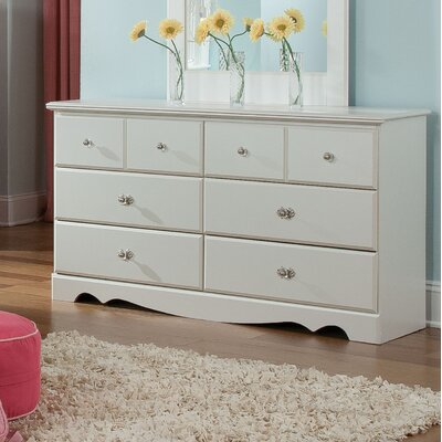 Standard Furniture Daphne 6 Drawer Double Dresser
