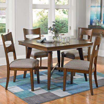 Red Barrel Studio DeKalb 5 Piece Dining Set
