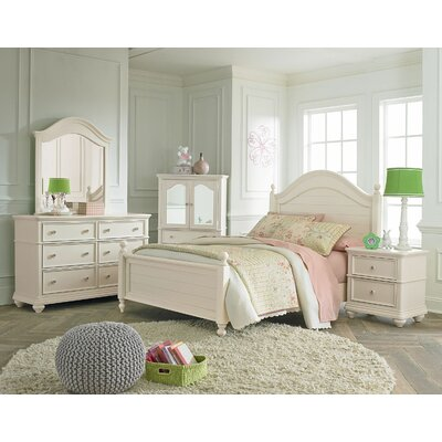 Standard Furniture Camellia Panel Customizable Bedroom Set