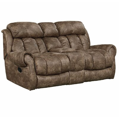 Loon Peak Orient Reclining Loveseat