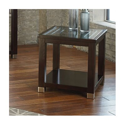 Brayden Studio Nalani End Table