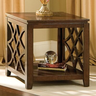 Alcott Hill Boulder Creek End Table