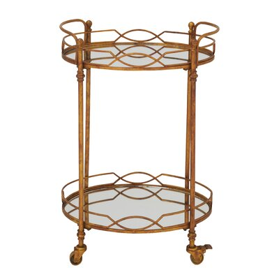 Cole & Grey Serving Cart