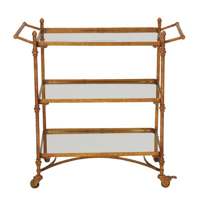 Cole & Grey Serving Cart Image