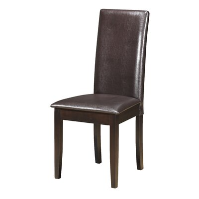 Glory Furniture Parsons Chair (Set of 2)
