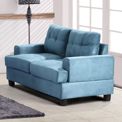 Glory Furniture Turner Loveseat