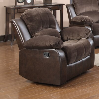 Glory Furniture COCO Motion Rocker Recliner