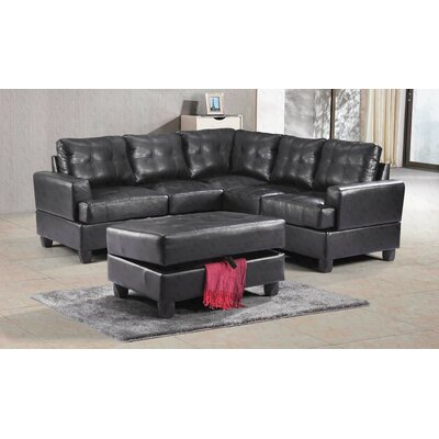 Glory Furniture Chicago Turner Sectional