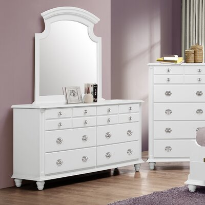 Darby Home Co Daley Panel Customizable Bedroom Set