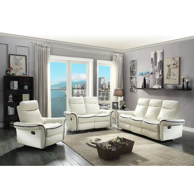 Glory Furniture Carla Living Room Collection