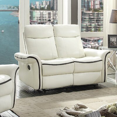Glory Furniture Carla Loveseat