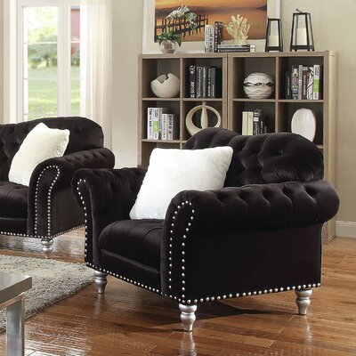 Glory Furniture Hollywood Arm Chair