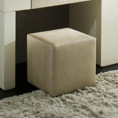 Rossetto USA Diamond Ottoman