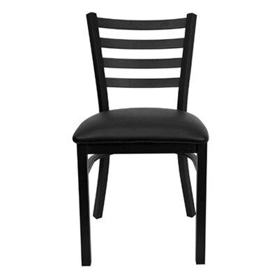 JUSTCHAIR Metal Series Ladder Side Chair