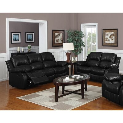 Magnolia Home Montclair 2 Piece Reclining Living Room Set