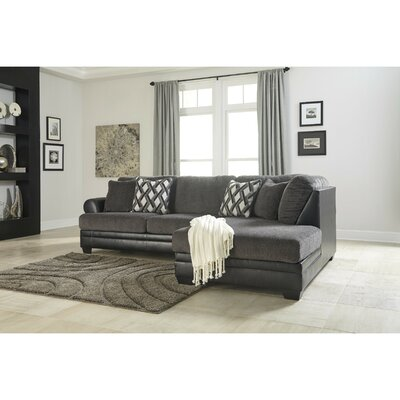 Benchcraft Kumasi Right Facing Sectional