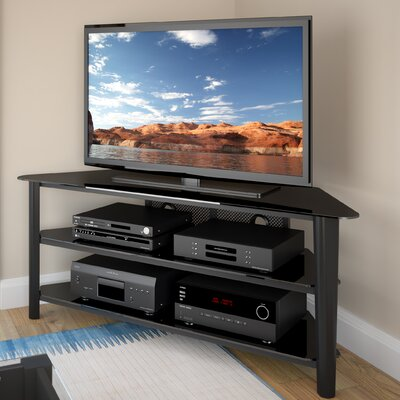 dCOR design Alturas Corner TV Stand