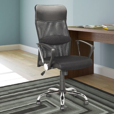 Latitude Run Height-Back Mesh Executive Chair with Arms Image