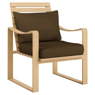 dCOR design Aquios Bentwood Arm Chair