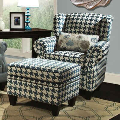 dCOR design Francine Accent Chair