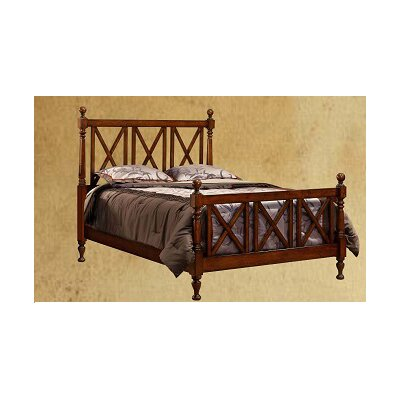 dCOR design Cape Cod Panel Bed