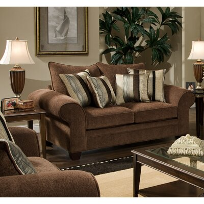 dCOR design Burlington Loveseat