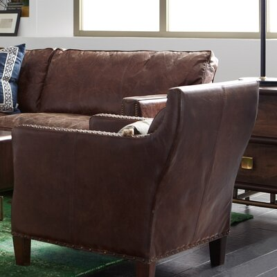 DCOR Design Alcott Club Cigar Arm Chair