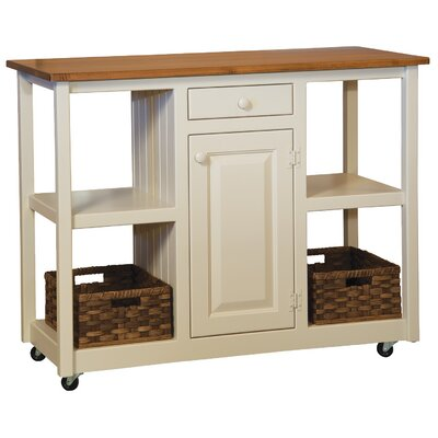 dCOR design Ella's Kitchen Island