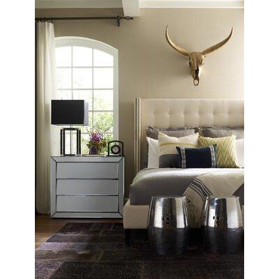 dCOR design Jefferson Upholstered Platform Bed