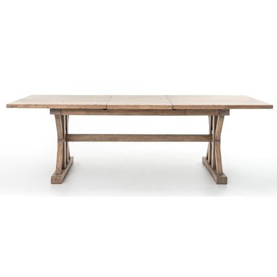 One Allium Way Grenadier Extendable Dining Table