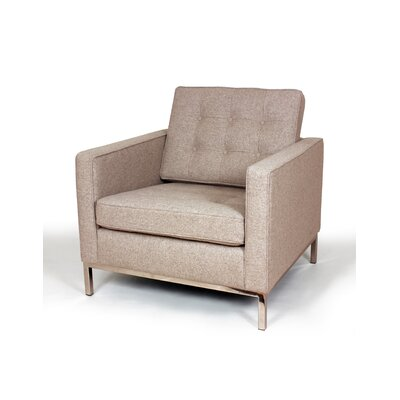 dCOR design Draper One Seater Sofa Chair