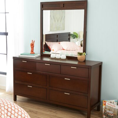 Mercury Row Juno 7 Drawer Dresser