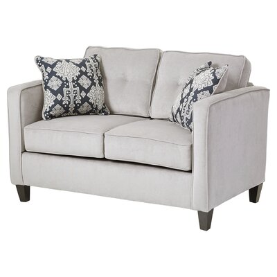 Mercury Row Serta Upholstery Cypress Loveseat