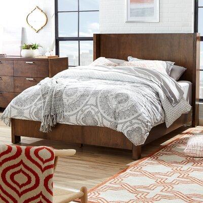 Mercury Row Capricorn Panel Bed