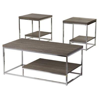Mercury Row Philippos 3 Piece Table Set