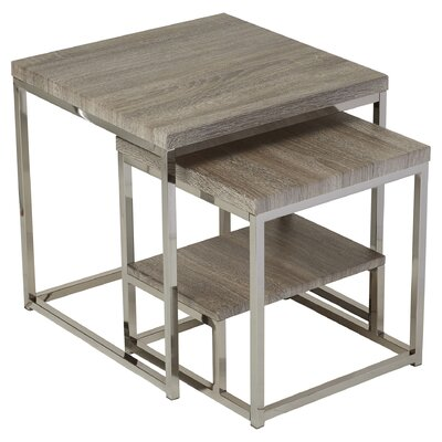 Mercury Row Philippos 2 Piece Nesting Tab..
