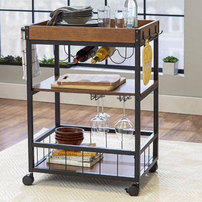 Mercury Row Winchester Kitchen Cart