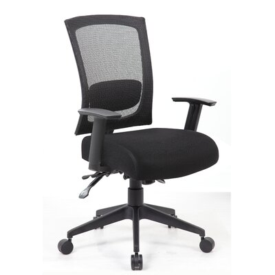 Symple Stuff High-Back Mesh Back Task Chair with Seat Slider