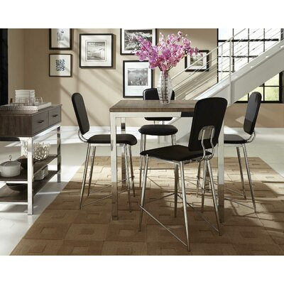Mercury Row Alameda 5 Piece Dining Set