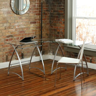 Mercury Row Oden L-Shaped Computer Desk