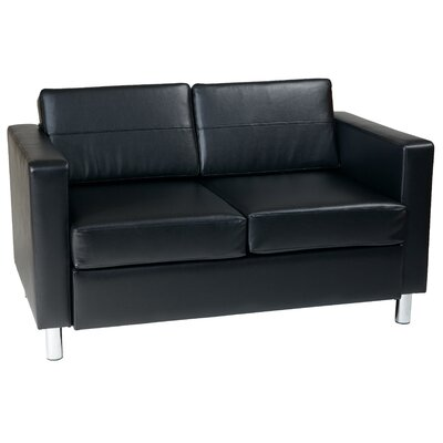 Mercury Row Desma Loveseat
