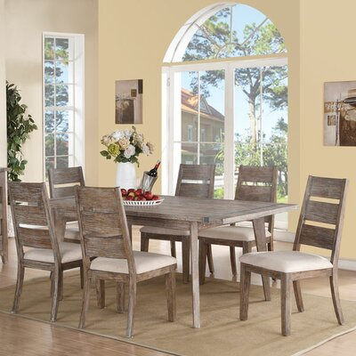 Mercury Row Aspasios Extendable Dining Table
