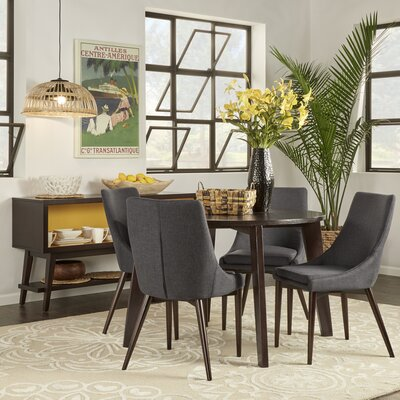 Mercury Row Aaden 5 Piece Dining Set