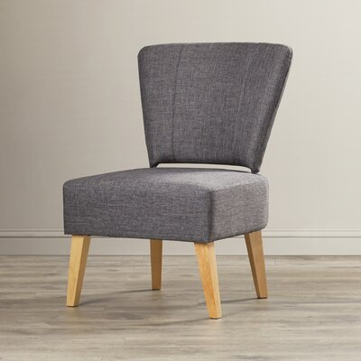 Mercury Row Square 1 Slipper Chair